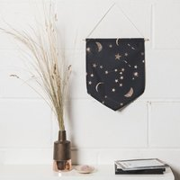 Constellations Fabric Wall Hanging Banner