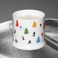 Powderhound Candle; Tree Skiing