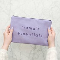 Mamas Essentials Lavender Pouch