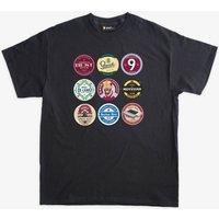 West Ham Beer Mats T Shirt