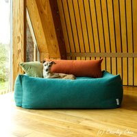 The Bliss Bolster Bed By Charley Chau