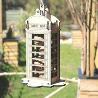 Tweet Box Garden Bird Feeder