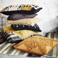 Scandi Mustard Cushion