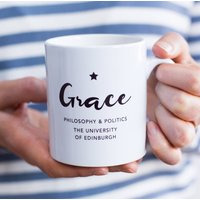 Student Graduation Personalised Mug
