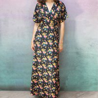 Showstopping Boheme Print Maxi Dress