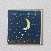 Love You Daddy Card