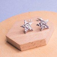 Bright Star Stud Earrings