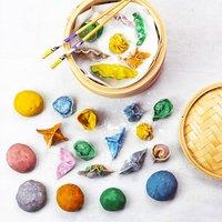 Rainbow Dumpling Kit For Kids