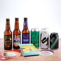 Craft Lager And BBQ Spice Kit