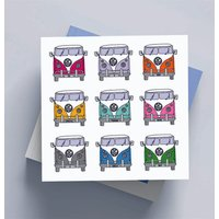 Camper Van Any Occasion Card