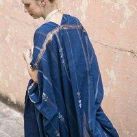 Luxurious Handwoven Cotton Robe