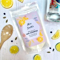 New Gin Cookie Mix