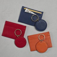 Wallet And Key Ring Combo