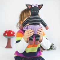 Fair Trade Olive The Kitty Soft Toy
