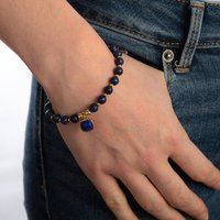 Lapis Lazuli Third Eye Chakra Bracelet