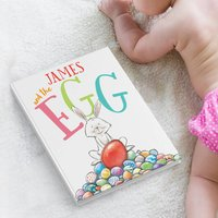 Personalised Childrens Easter Adventure Book