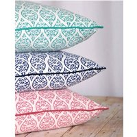Floral Reversible Kantha Quilt Three Colour Shades