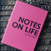Personalised Diary 2020 Luxury Leather Notes On Life