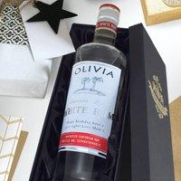 Personalised Gift Boxed Rum