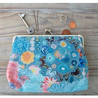 Jennifer Silk Clutch Bag