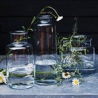Recycled Bottle Vase