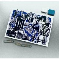 Edinburgh A5 Premium Notebook