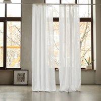 Garza Linen Curtain Panel