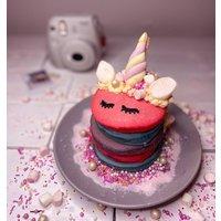 Unicorn Coloured Pancakes Kit