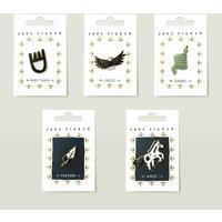 Totem Animal Pin Badges