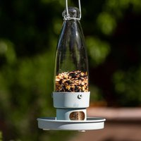 Aspen Bird Feeder In Eucalyptus