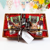 Gin And Fudge For Two Hamper