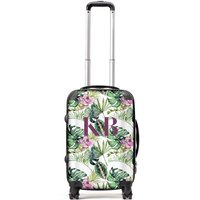 Tropical Personalised Suitcase
