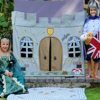 Medieval Castle Playhouse 3yrs+