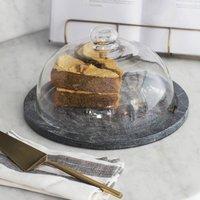 Brompton Slate Cake Dome