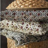 Block Printed Danish Cushions