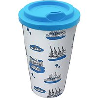 Bristol Blue Travel Mug