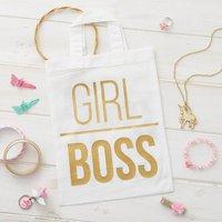 Girl Boss Mini Tote Bag