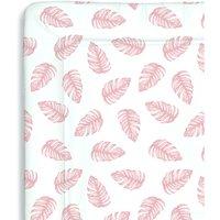 Blush Pink, Palm Bay Changing Mat