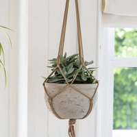 Stratton Hanging Pot
