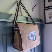 Mg Messenger Bag