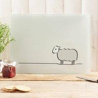 Sheep Glass Worktop Saver