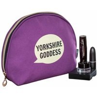 Yorkshire Goddess Cosmetic Bag
