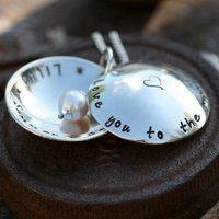 Personalised Silver Heart Locket, Silver