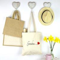 Personalised Grandma Bag