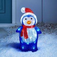 Light Up Christmas Penguin