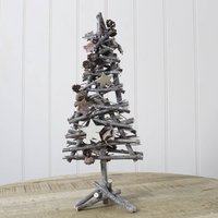 Sparkle Twig Christmas Tree