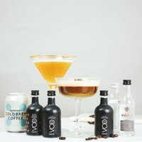 Espresso Martini Coffee Cocktails Gift Set