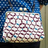 Maru Pochette Gamaguchi Shoulder Bag