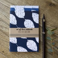 Beech Leaf Notebooks Set Of Three