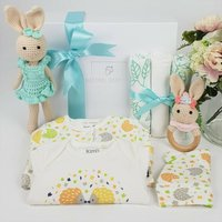 Classic New Baby Box Gift Collection